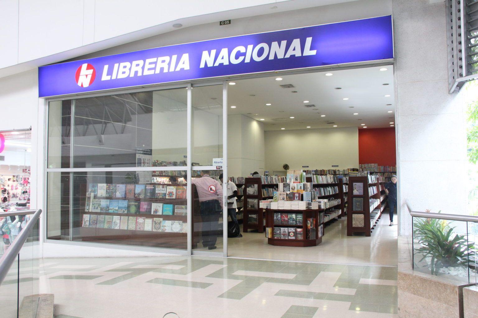 libreria nacional centro de bogota kinked